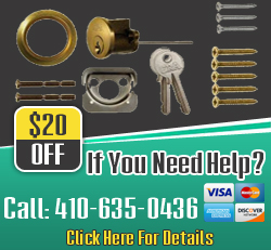 locksmith baltimore offer